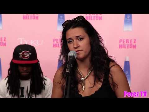 "Kat Dahlia - ""Gangsta"" (Acoustic Perez Hilton Performance)"