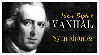 Vanhal Symphonies - Classical Music For Reading Brainpower S...