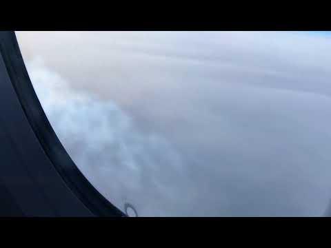 Eurowings Jet Chemtailing Over Denmark