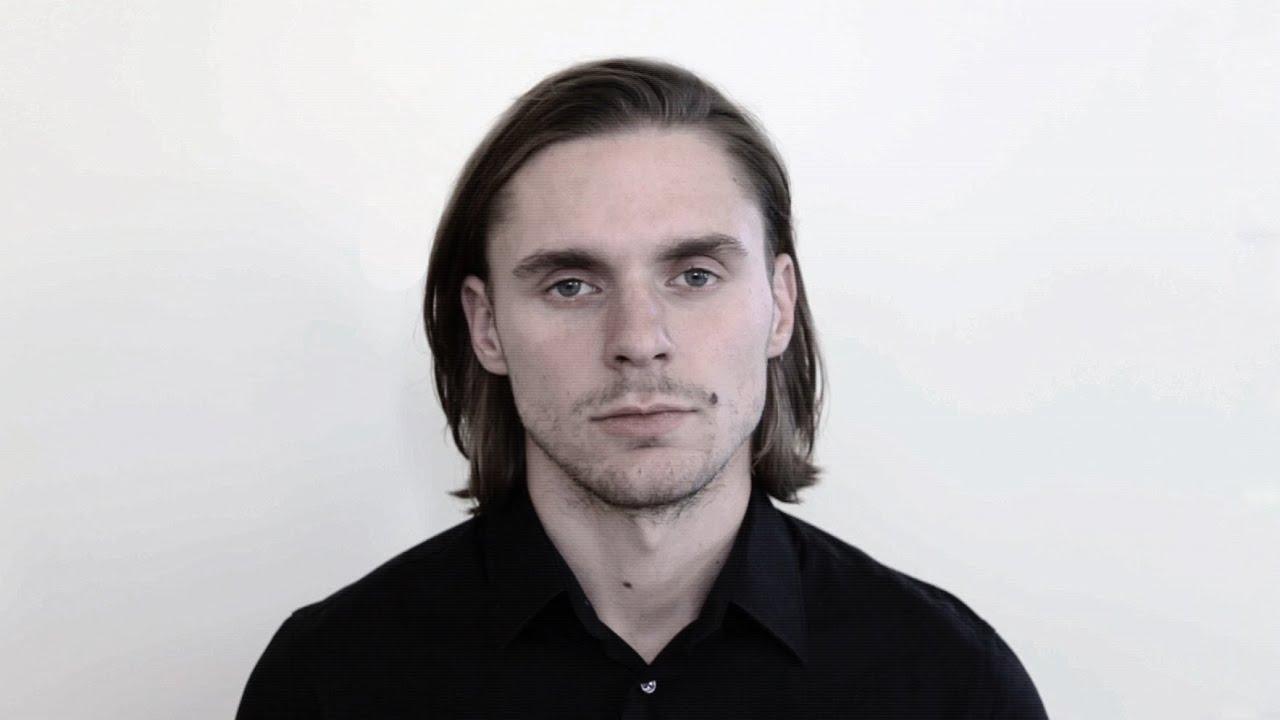How To Cut Long Mens Hair Long Mens Haircut Youtube