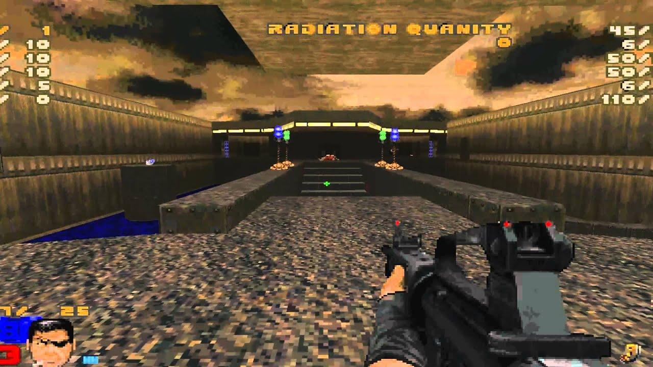 Brutal Team private 0lpha GamePlay (Epic Brutal Doom Addon)