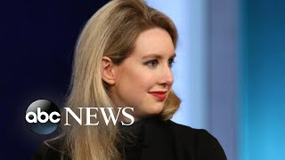 Some charges dropped for former Theranos CEO Elizabeth Holmes l ABC News