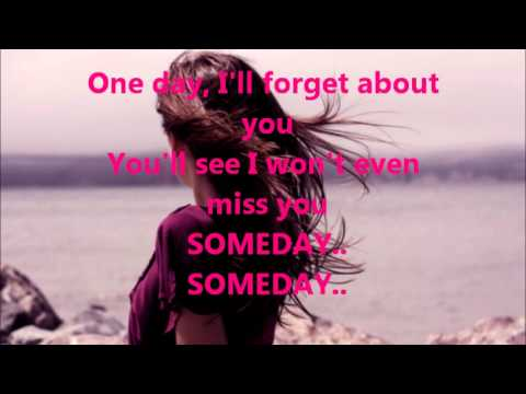 SOMEDAY nina lyrics
