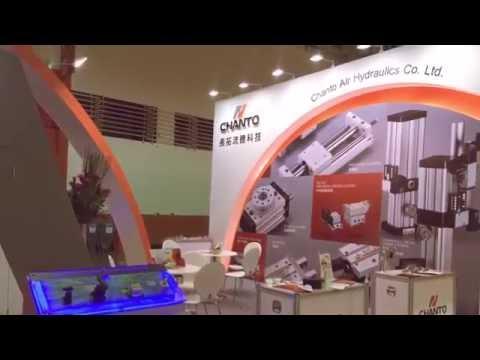 Taipei Int'l Fluid Power Exhibition 2016