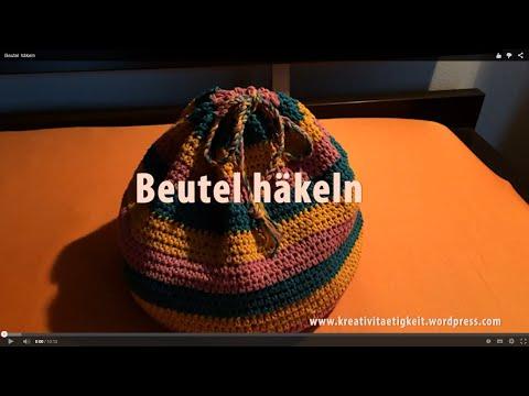 Beutel häkeln - Most Popular Videos