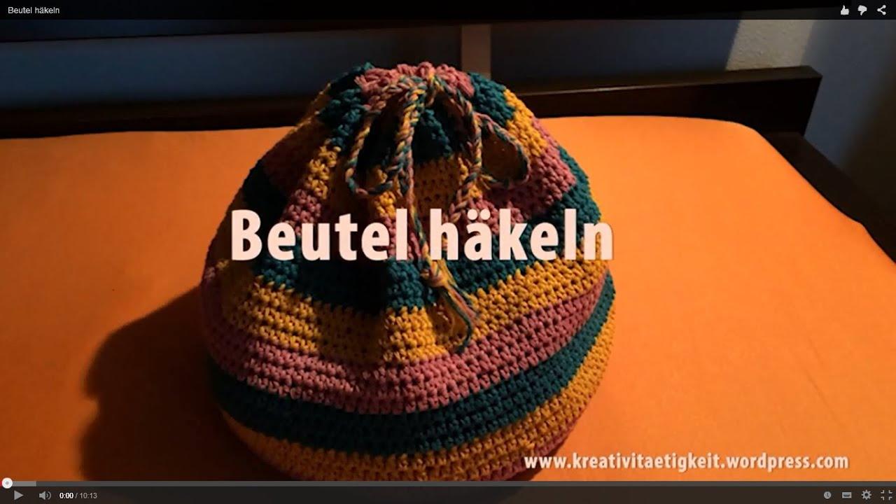 Fine Häkelmuster Beutel Photos - Decke Stricken Muster ...