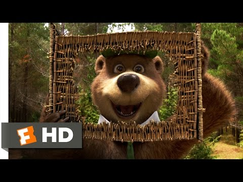 Yogi Bear (1/10) Movie CLIP - Stealing a Picnic Basket (2010) HD