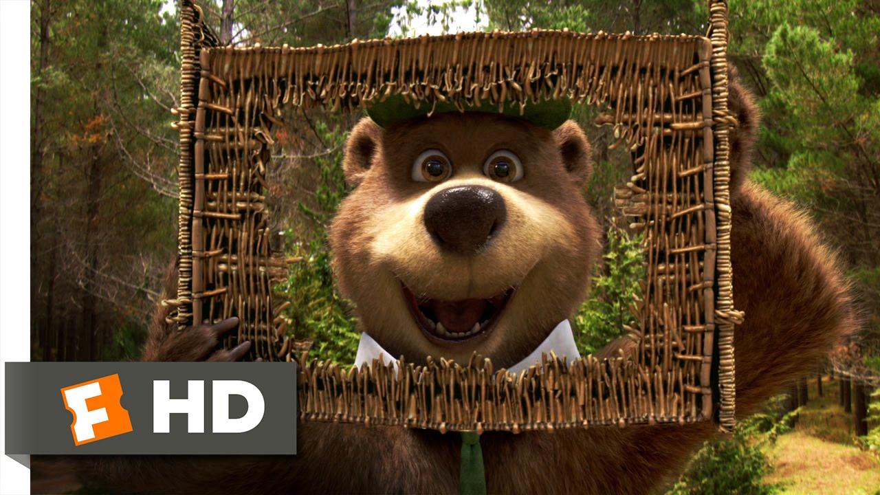 Yogi Bear 1 10 Movie Clip Stealing A Picnic Basket 2010 Hd Youtube