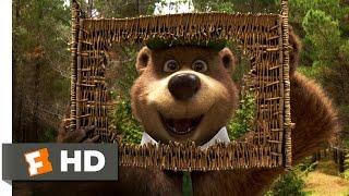 Yogi Bear (1/10) Movie CLIP - Stealing a Picnic Basket (2010) HD