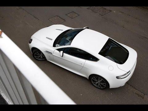Aston Martin V8 Vantage Review Mpg Running Costs Car Reviews Youtube