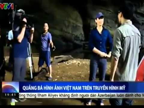 Phó thủ tướng Vũ Đức Đam nói về Son Doong bằng tiếng anh