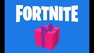 Epic Games made a gift for me