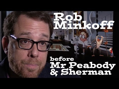 DP30: Rob Minkoff... before Mr. Peabody & Sherman 1 of 2