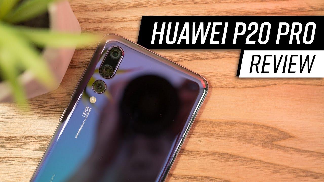 Đánh giá chi tiết Huawei P20 Pro