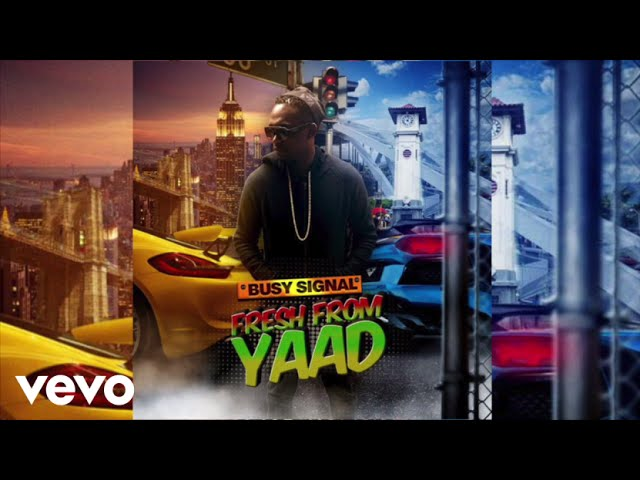 Busy Signal - What Do You See? (Audio) ft. Busy Singer