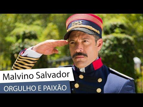 Malvino Salvador volta ao humor em Orgulho e Paixão