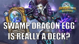 Is Swamp Dragon Egg Priest Really a Deck !?!? | Control Mage