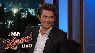 John Mayer on Friendship with Dave Chappelle