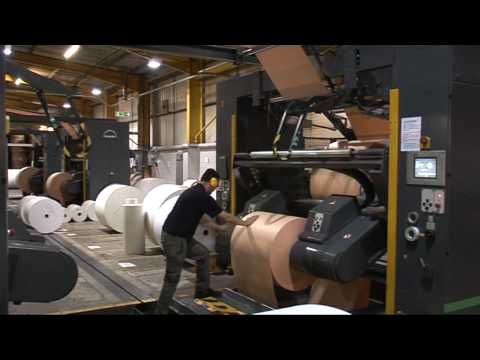 Mortons Print Ltd: Newspaper printing services presentation