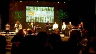 "Heartland Church-Carrollton, Tx Praise Team- ""I Know Who I Am"""