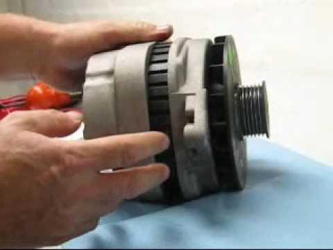 Part 1 - GM's CS144 Alternator Rebuilding, Alternator Repair