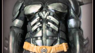 The Dark Knight Rises suit and bike build
