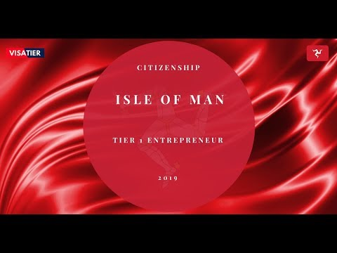Webinar Isle Of Man - Tier 1 Entrepreneur