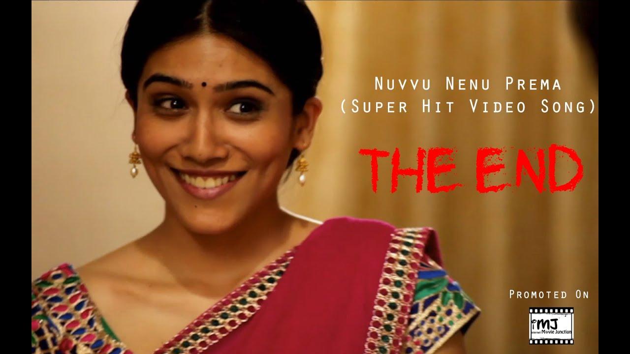 NUVVU NENU PREMA (Full Video Song) | THE END Telugu ...