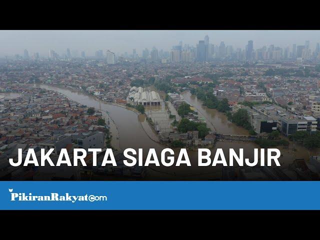 Jakarta Siaga Banjir, Status  Bendungan Katulampa Siaga 2