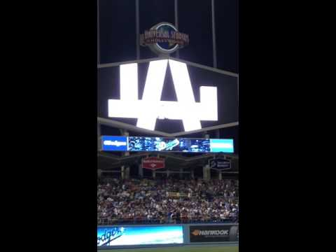 DODGERS THEME SONG!!