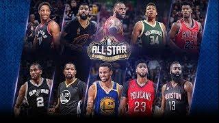 Video Juego de estrellas NBA 2017 download MP3, 3GP, MP4, WEBM, AVI, FLV November 2018