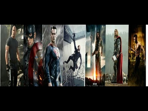 Super heroes workout   Best of Hollywood   latest