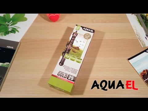Нагреватель для аквариума Aquael Comfort Zone Gold (Польша)