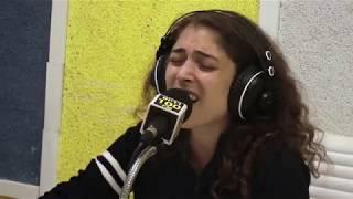 רוני דלומי - נסיכה שלי (עברי לידר) לייב 100FM - מושיקו שטרן