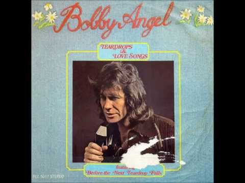 Bobby Angel - Before the next teardrop falls (LP version)