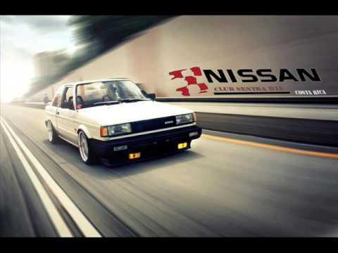 CLUB NISSAN SENTRA B12 CR - YouTube