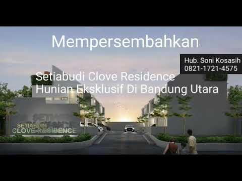 Dijual Rumah Cantik Di Setiabudi Bandung Utara
