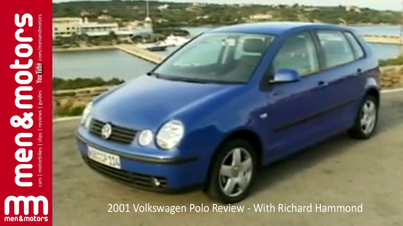 2001 volkswagen polo review with richard hammond youtube. Black Bedroom Furniture Sets. Home Design Ideas