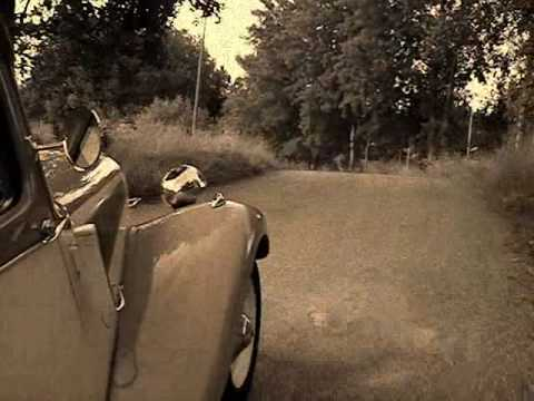 A ride ON a 1951 Citroen Traction Avant
