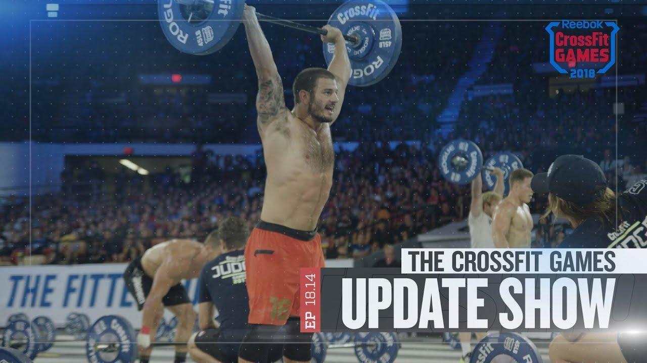 Update Studio  2018 Men s Preview. CrossFit® 3ffa0851b