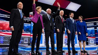 Bloomberg Stumbles In Feisty Debate l FiveThirtyEight Politics Podcast