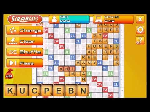 Scrabless - Best Scrabble Like Game For Android