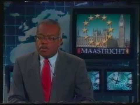 ITN News at Ten (Early 1990's)