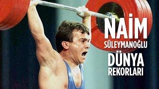 Naim Süleymanoğlu Dünya Rekoru, Tüm Rekor ve Şampiyonlukları - Bilgi TV - Bilgitivi.com