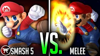 How Smash 5 benefits Melee Players