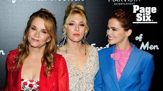 Lea Thompson's family is filled with girl power