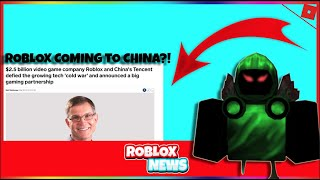 ROBLOX kommt nach China! ZephPlayz Fakes Going Homeless? - Roblox Nachrichten