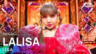 Download LISA(리사) - LALISA @인기가요 inkigayo 20210919