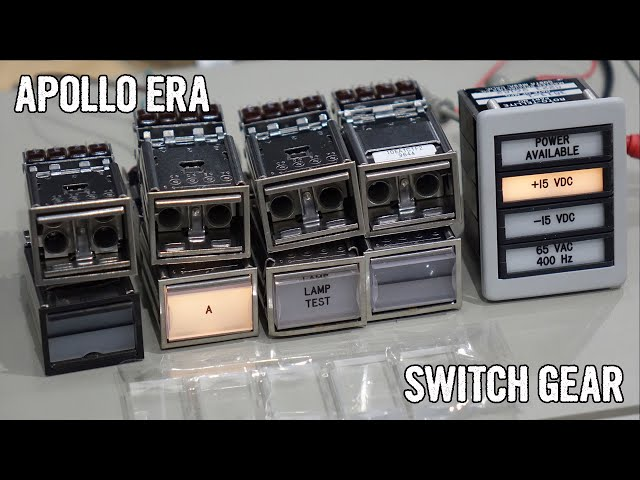 Apollo Era Switch Gear from Master Specialties
