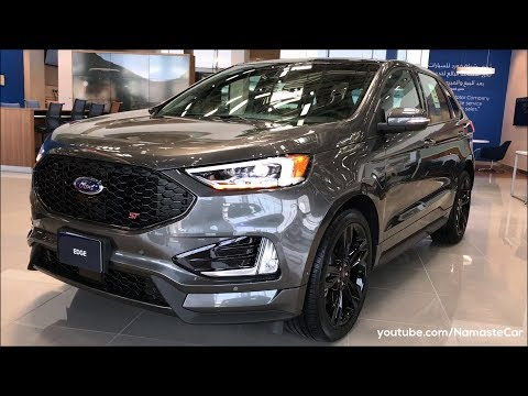 Ford Edge ST AWD 2019 | Real-life review